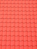 Red roof Royalty Free Stock Image