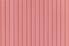 Red roof tile with seamless pattern. Stock Photo