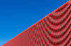 Red roof top Royalty Free Stock Photography