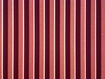 Red roofing from metal plate Royalty Free Stock Image