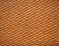 The red roofing tiles Stock Photography