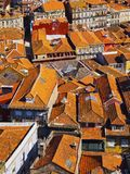 Red Roofs of Porto Royalty Free Stock Photos