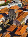 Red Roofs of Porto Stock Images