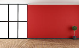 Red room Stock Images