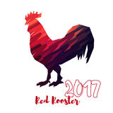 Red Rooster 2017 . Stock Image