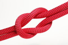 Red rope Royalty Free Stock Image