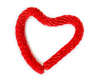 Red Rope . Stock Photos