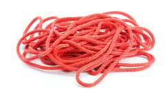 Red rope Stock Photos
