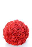 Red Rose Ball Stock Image