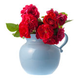 Red rose bouquet Royalty Free Stock Images