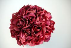 Red Rose Centerpiece Royalty Free Stock Photo
