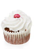 Red Rose Cupcake Royalty Free Stock Image