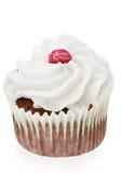 Red Rose Cupcake Royalty Free Stock Image