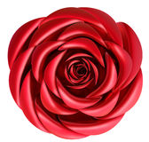 Red rose for Valentine's Day Stock Photos