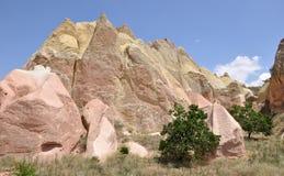 Red Rose Valley, Cappadocia, Turkey Stock Photography