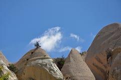 Red Rose Valley, Goreme, Cappadocia, Turkey Royalty Free Stock Photo