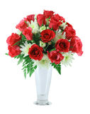 Red roses Arrangement Stock Photos
