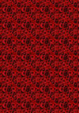 Red roses background. Perfect to use in Valentine's Day or wedding designs Stock Photo
