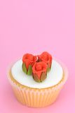 Red Roses Cake Stock Photos