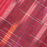 Red rough Fabric Texture Stock Photos