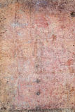 Red Rough old wall. Texture of abstract Red Rough old wall background Royalty Free Stock Photos