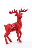 Red rudolf Royalty Free Stock Photos
