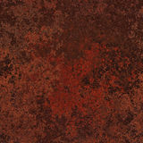 Red rust texture Stock Photography