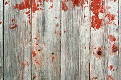 Red Rustic Barn Wood Background Royalty Free Stock Images