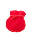 Red sack Stock Photography