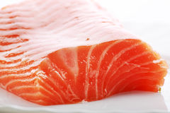 Red Salmon Royalty Free Stock Images