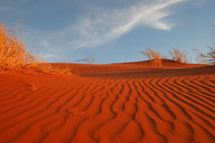 Red sand Stock Images