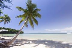 Red sand beach in Kood island of Ao Thai Royalty Free Stock Photos