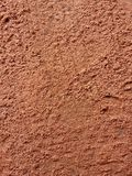 Red sand. Of Benin Royalty Free Stock Images