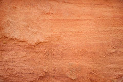 Red sand Stock Photography