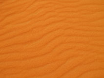 Red sand desert Royalty Free Stock Photography