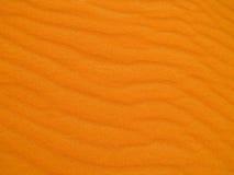 Red sand desert Stock Photo