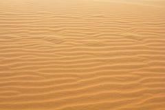 Red sand dune Stock Photos