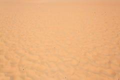Red sand dune desert in Mui Ne Royalty Free Stock Images