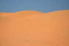 Red Sand Dunes in Mui Ne, Vietnam Royalty Free Stock Image
