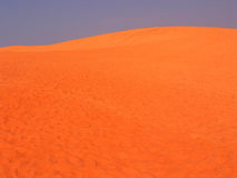 Red Sand Dunes Vietnam stock images
