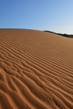 Red Sand Dunes, Vietnam Stock Photo