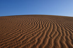 Red Sand Dunes, Vietnam Royalty Free Stock Photography