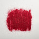 Red Sand Texture Stock Photos