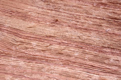 Red sandstone layers Royalty Free Stock Image