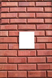 Red Sandstone Wall and Space Stock Photos