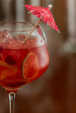 Red sangria Royalty Free Stock Photos
