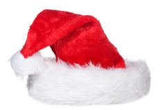 Red santa claus hat Royalty Free Stock Photo