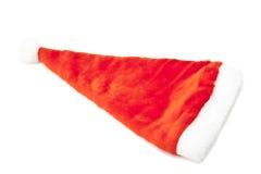 Red Santa Claus hat Stock Photos