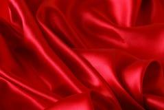 Red Satin Royalty Free Stock Image