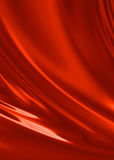 Red satin Royalty Free Stock Photos